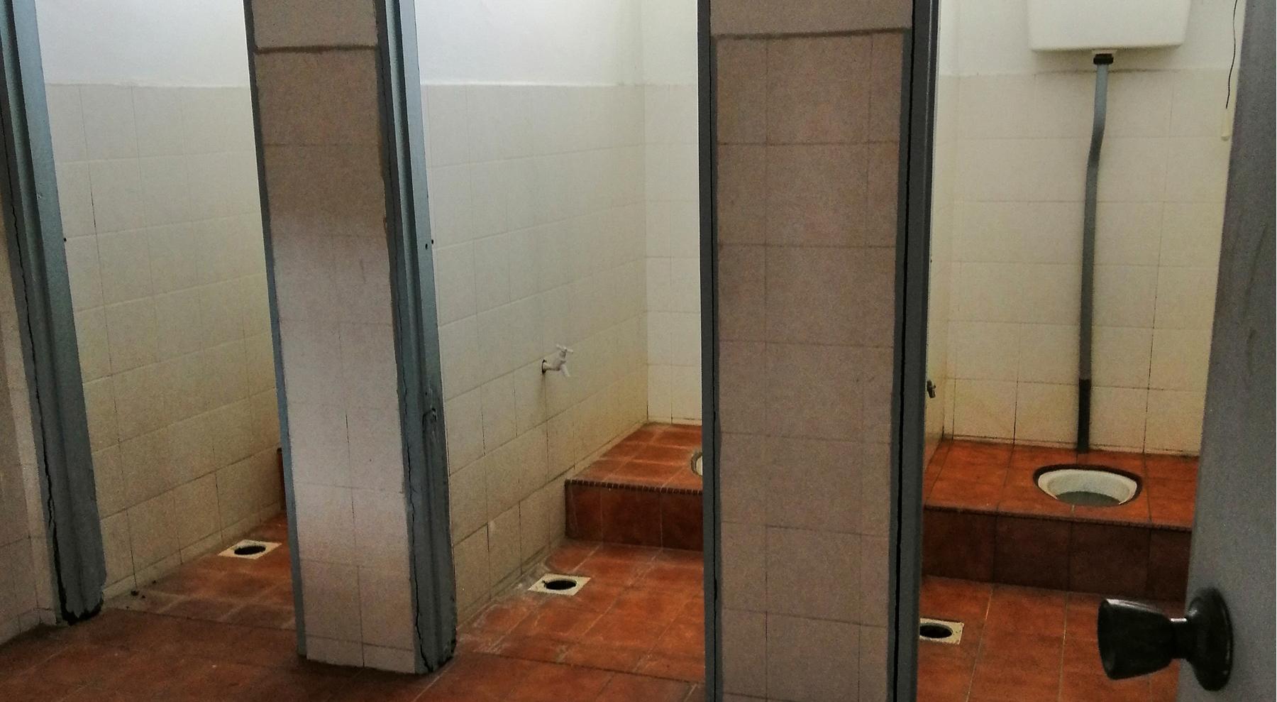 FF Washroom