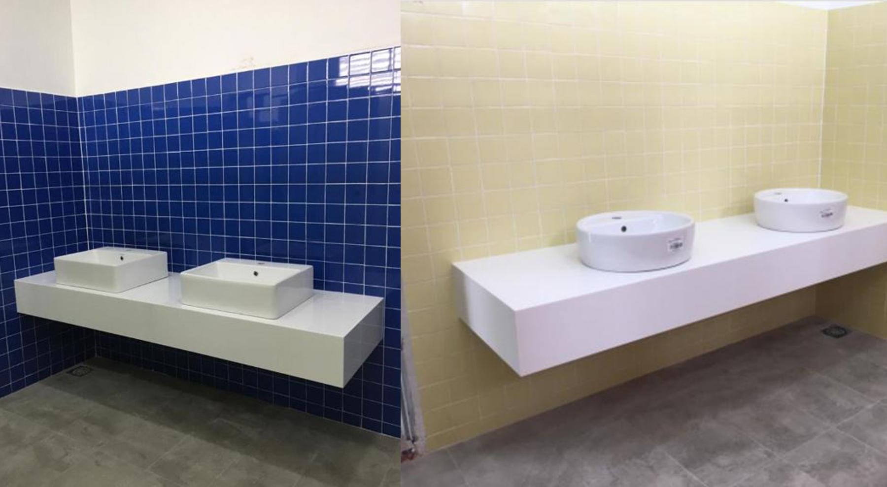 Washroom Sinks